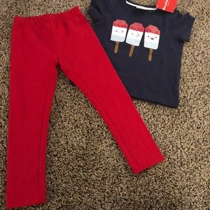 NWT Hanna Andersson outfit